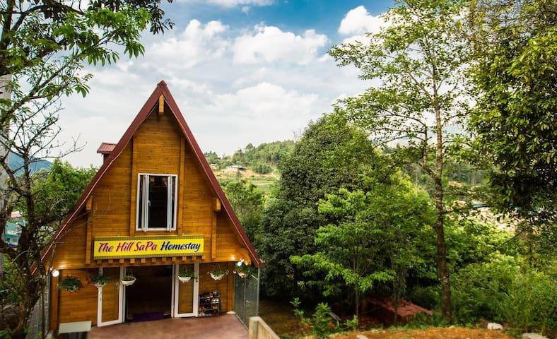 Nice private room - The Hill Sapa Homestay
