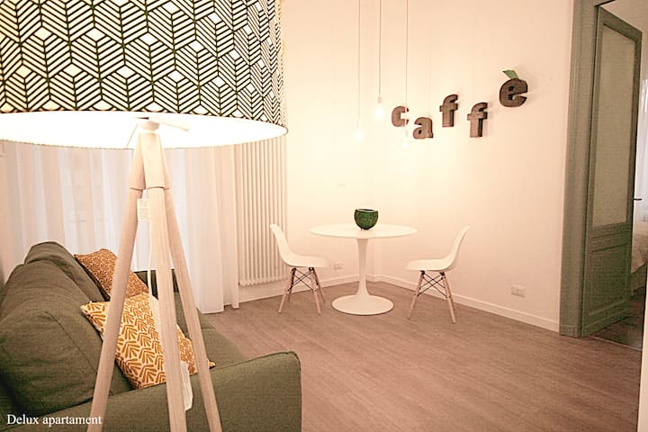 Apartment-Deluxe-Ensuite with Shower-Street View-Delux