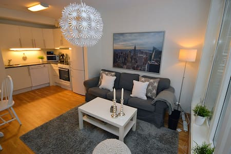 Apartment in the heart of Arendal - Arendal - Flat