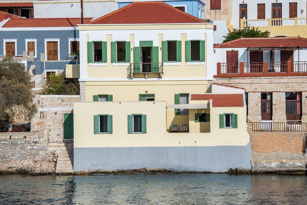 Villa Praxithea