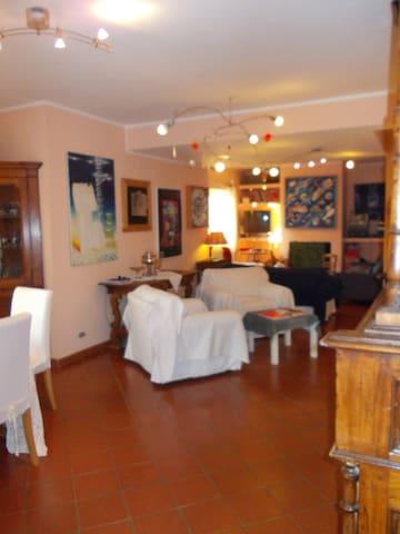 la casa di Maura chef