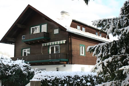 Apartement Bergkristall - 50m² with own entrance