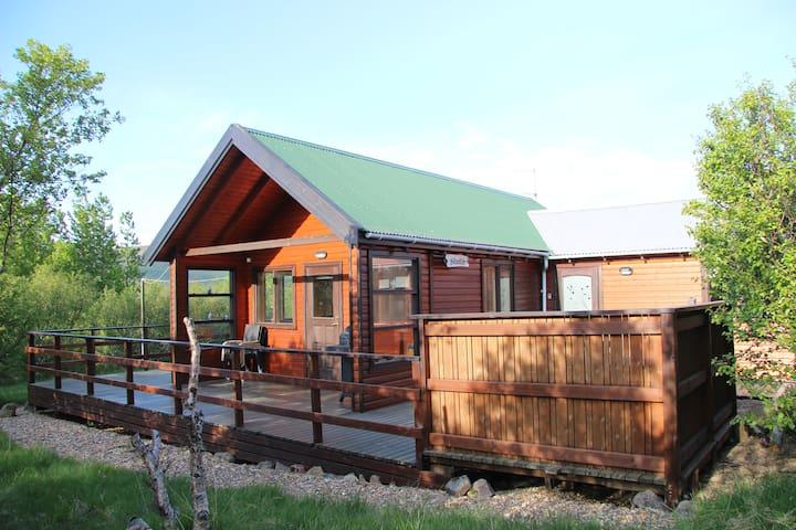 All year summer house in Skorradalur