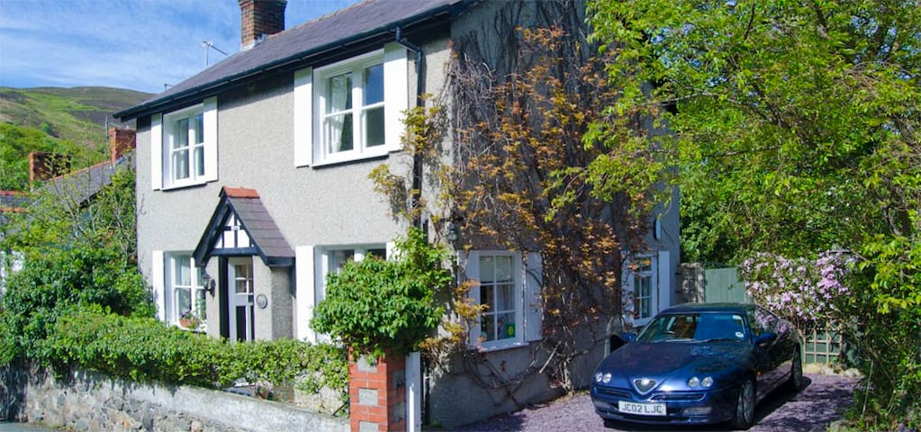 Wern Cottage - Conwy - Rumah