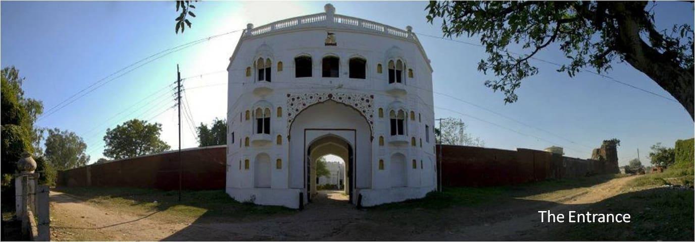 Fort Sahanpur