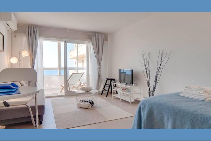 Your perfect Mediterranean cozy holiday studio!