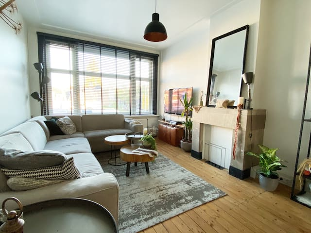 Lovely, Spacious appartment in centre Rotterdam