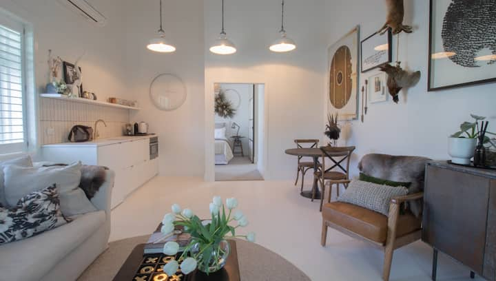 WHITE HAUS-  FRENCH PROVINCIAL APARTMENT