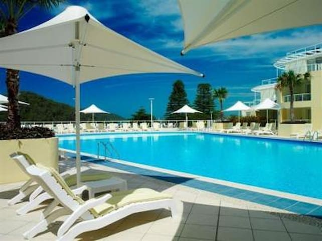 1 bedroom apartment - Ettalong Beach - Pis