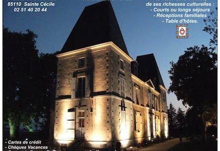 Puy du Fou, Appartement au château - Sainte-Cécile - Apartamento