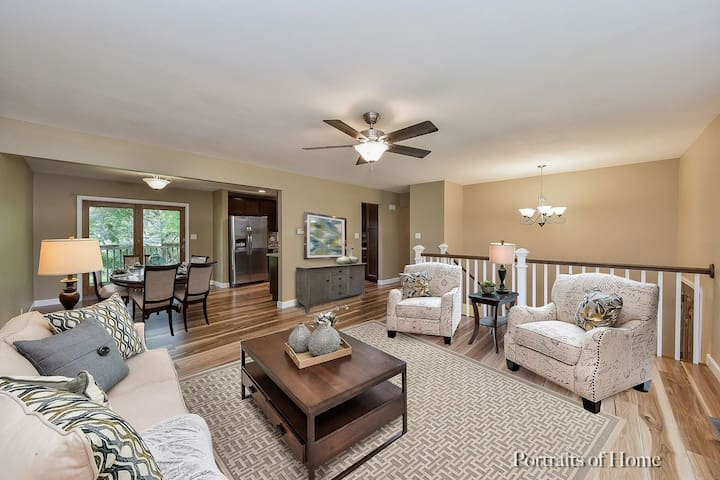 Vacation Home in Historic Naperville