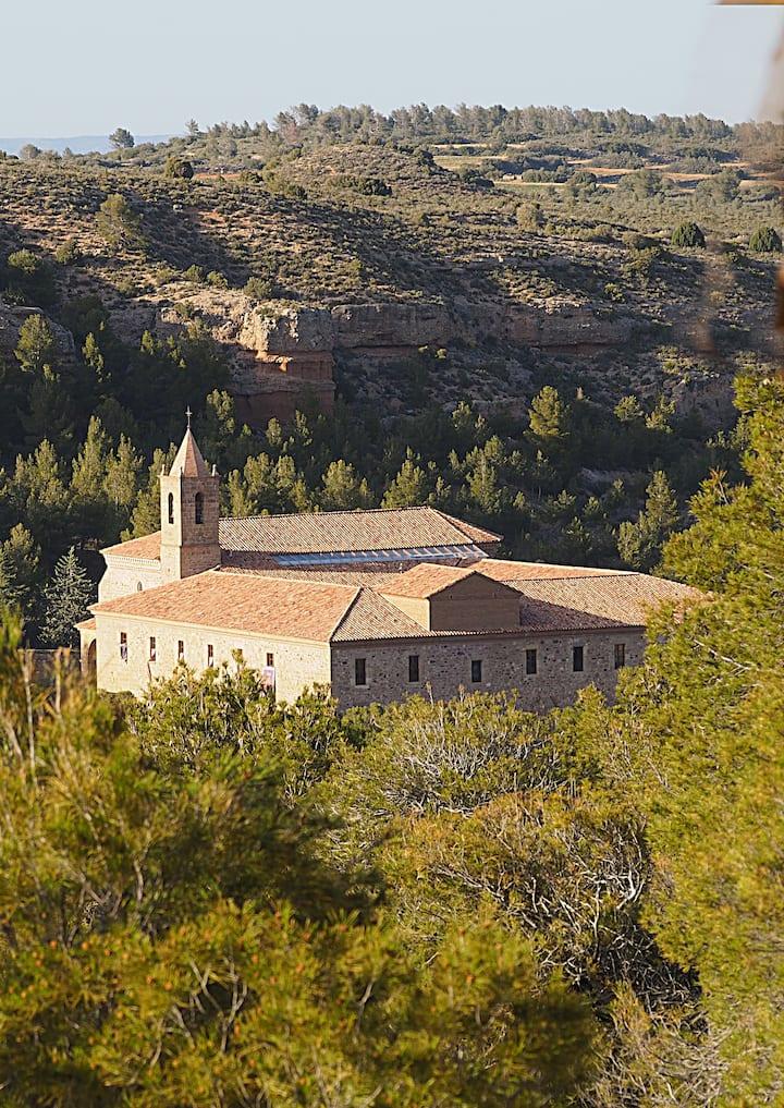 Hospedería Monasterio El Olivar