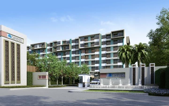 Centrio Condominium Phuket 104 by OuiOui