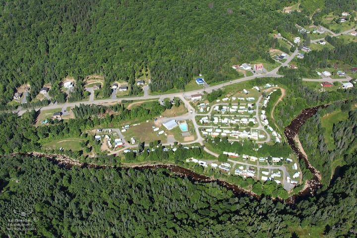 Caravan Camping DRM - Sainte-Brigitte-de-Laval
