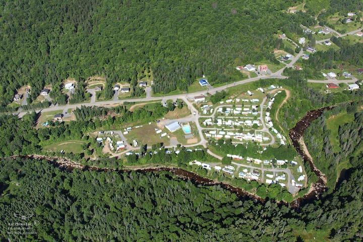 Caravan Camping DRM - Sainte-Brigitte-de-Laval - Дом на колесах