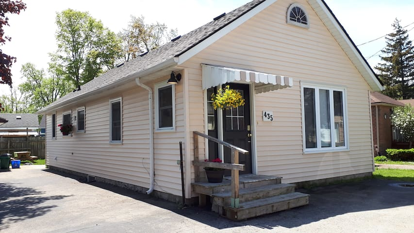 Summersands Crystal Beach Cottage Rental
