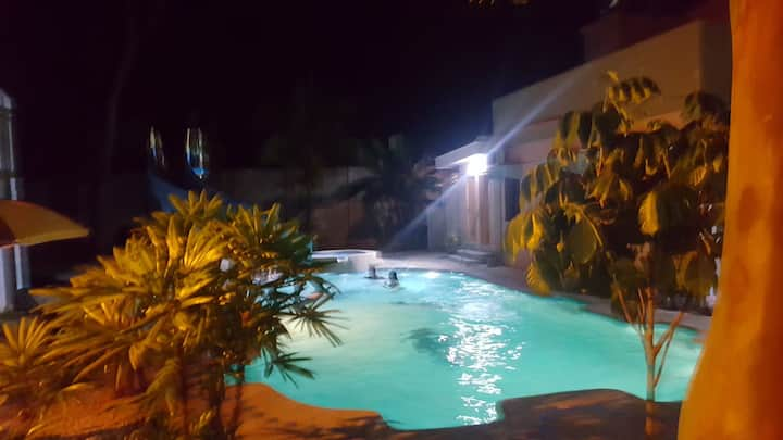 New place to relax in oslob