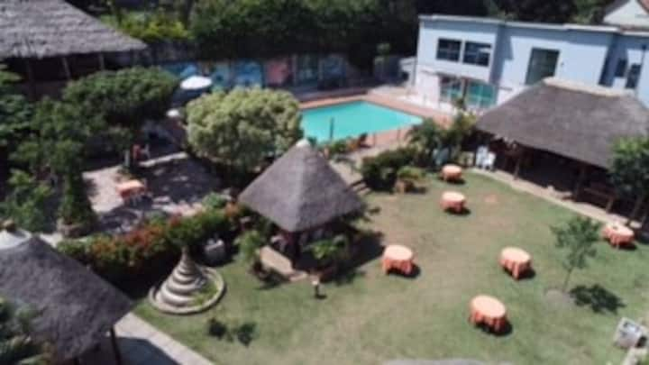 Cozy Machame 1bedroom apartment with Swimming pool