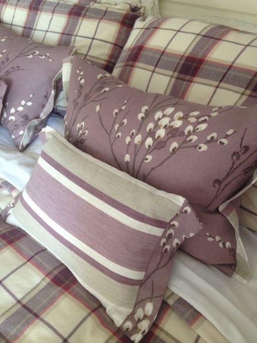 Laura Ashley bedding