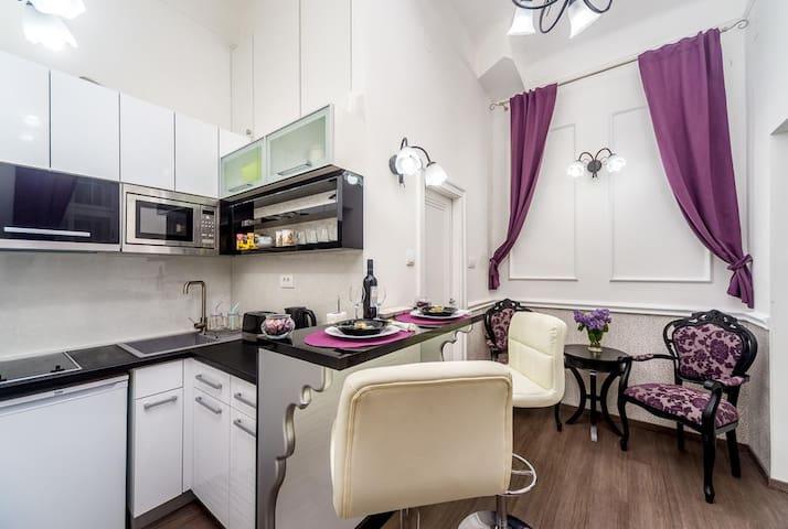 Delta Lvx apartment