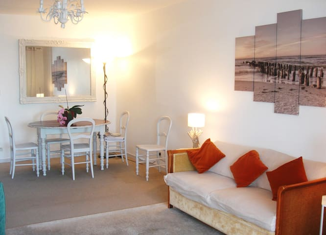 Appartement 63 M² a coté du grand Hotel - Dinard - Appartement