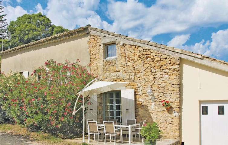 Semi-Detached with 2 bedrooms on 80m² in St Andre D´Olerargues