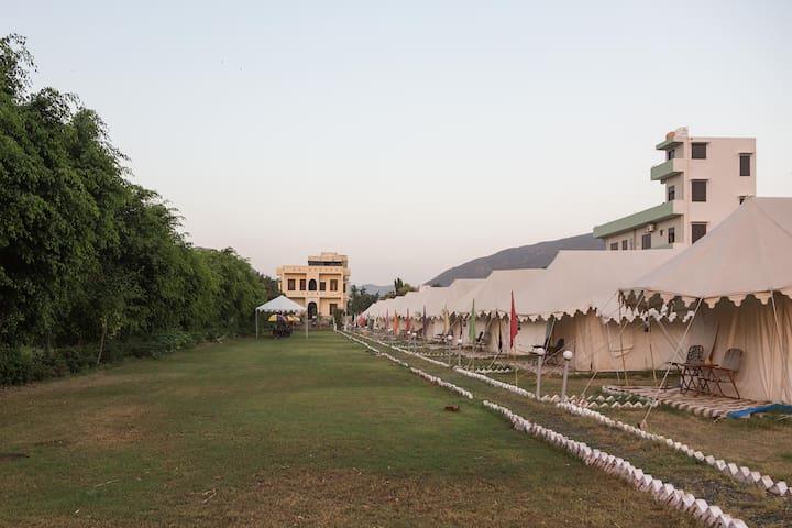 Royal Tant in Pushkar