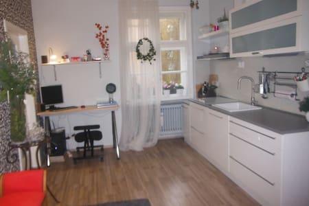 Dvoupokojový byt na klidném místě - Ústí nad Labem - Daire