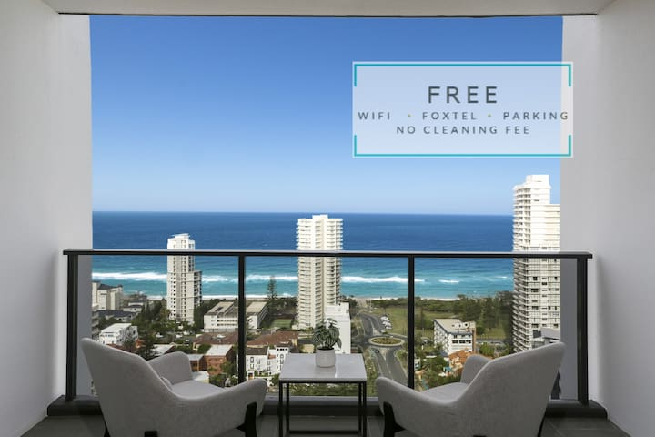 Qube (Official) 2 Bedroom with Spectacular Views