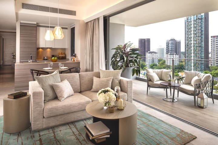 MAGNIFICENT 1-BR on ORCHARD, W/D PRIVATE TERRACE.
