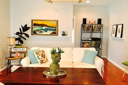 Serenity now! Great for couples & large families. - Collingswood - 獨棟
