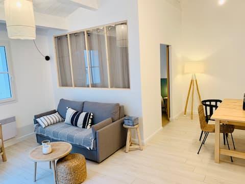 Charming Typical House with 2 bedrooms – Ile de Ré