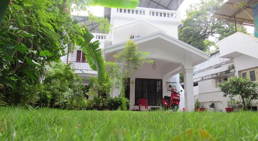 An Apartment at the Mansion - Kochi - Apartament