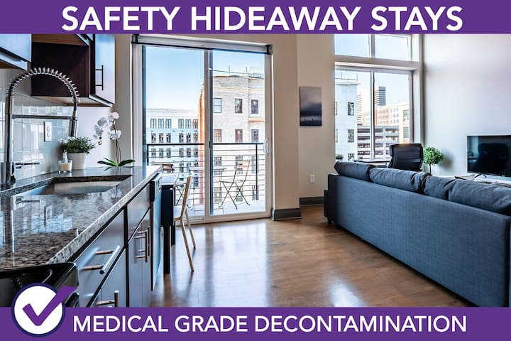 Safety Hideaway - Medical Grade Clean Home 36
