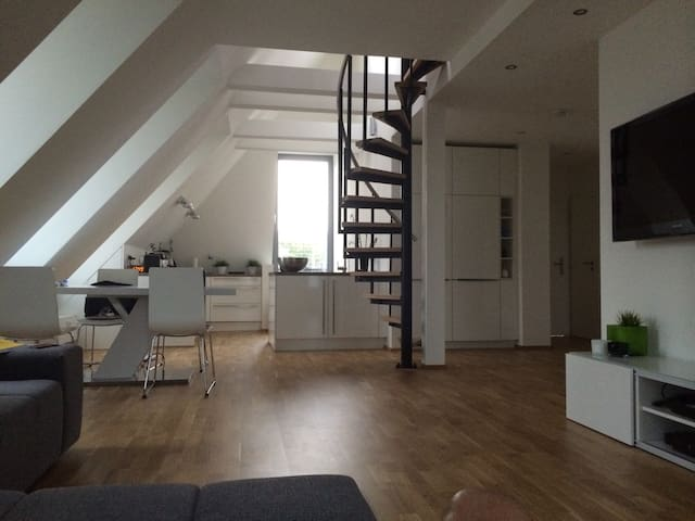 Maisonette in Cologne's old town