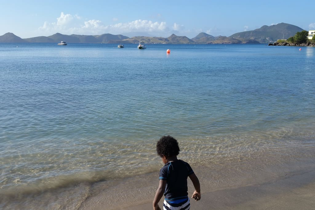 Everyday in Nevis is considered as a dip in the water