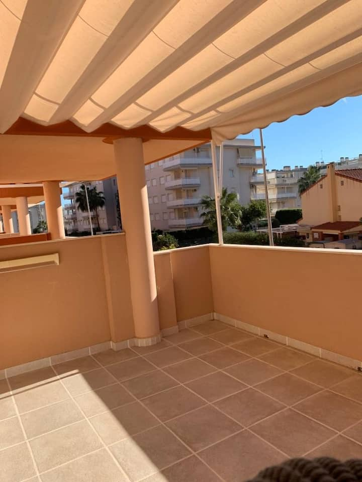 Apartamento alquiler vacacional en Playa de Canet