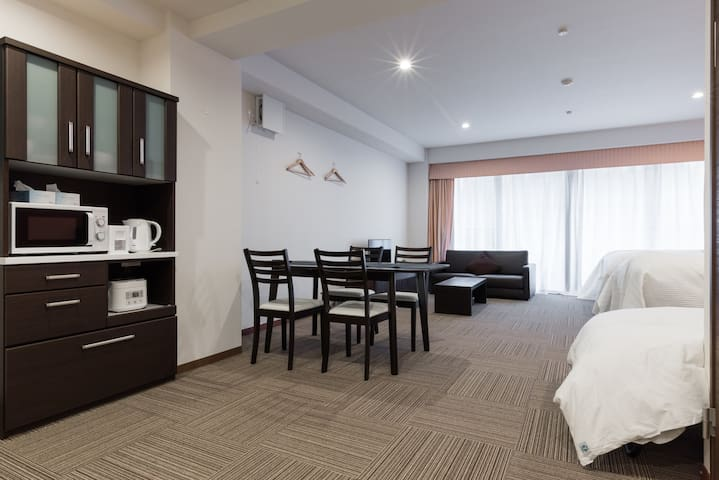 【APR DEAL!】2 ROOMS! WALK TO AKIHABARA+MOBILE WIFI - Chūō-ku - Квартира