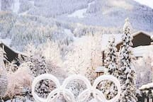 Skiers Paradise! Stunning Views + Village Luxury!
