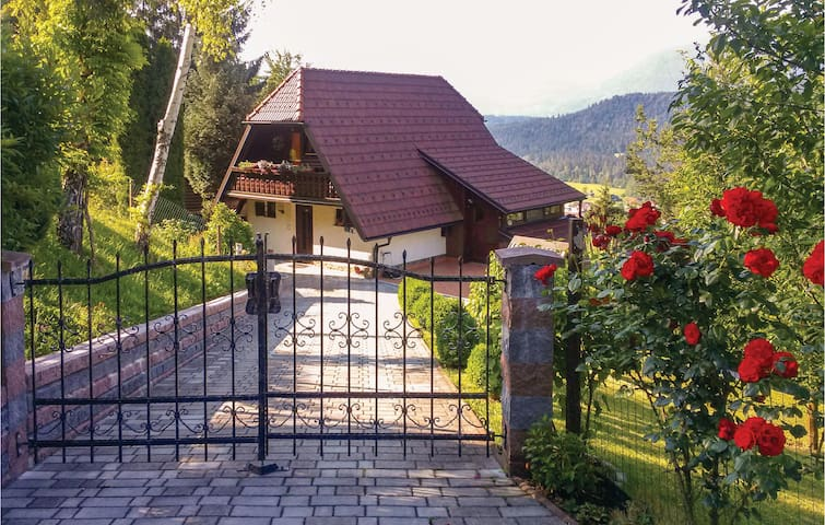 Holiday cottage with 2 bedrooms on 121m² in Ljubno ob Savinji