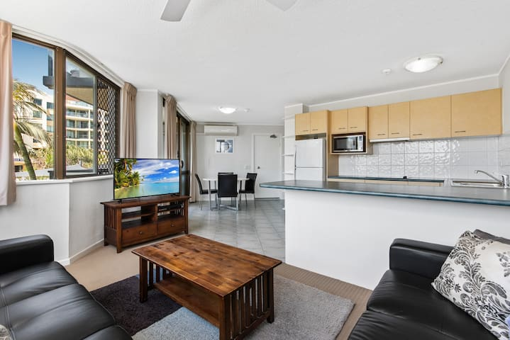 Beach Escape - 2 bedroom fully self contained