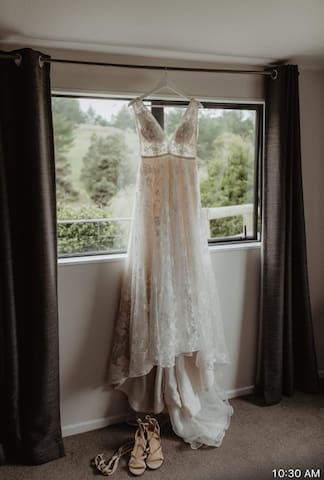Perfect for wedding prep
