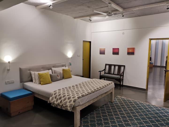 Anjuna Soul Main Street Apartment