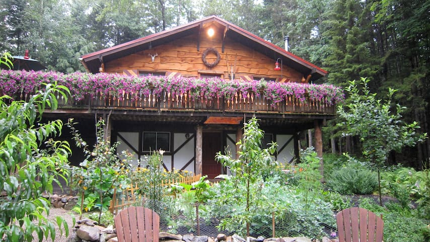 Welch Mountain Chalet Bed & Breakfast