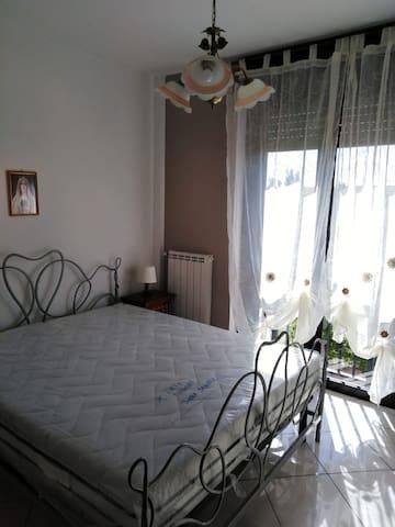 Materassi nuovi e di qualita'. Brand new, comfortable mattresses, for good night sleeps