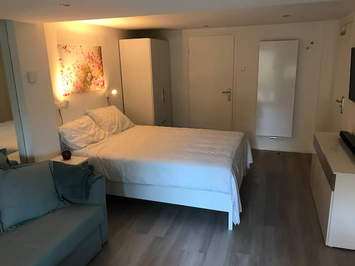 Keurig appartement in Naarden dichtbij Amsterdam.