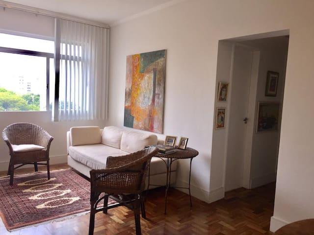 Studio in São Paulo - Brazil