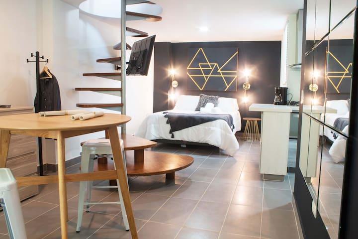 Espectacular apartamento Duplex VIP 501