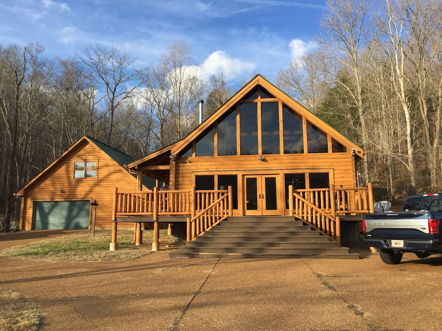 Leiper 39 S Fork Cabin Franklin Tn Sleeps 2 13 Cabins