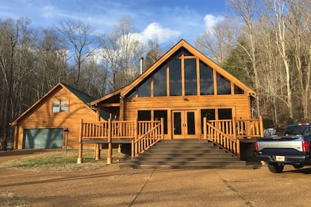 WOW! Leiper's Fork Cabin/Franklin, TN/Sleeps 2-12